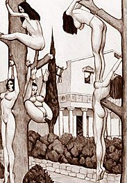 Slaves of rome - it was a pity that the virgins cunts and even asses were to be spared by Badia