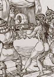 Slave market - such you bitch, swallow ever drop by Leo Ranardo